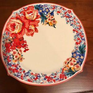 🆕 4 Liberty for Anthropologie dinner plates